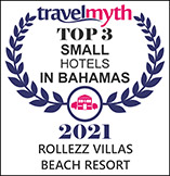 Top3 Small Hotels in Bahamas